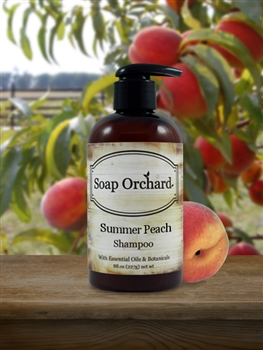 Summer Peach Shampoo