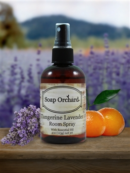 Tangerine Lavender Room Spray