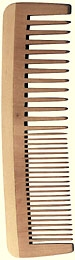Anti-Static Wooden Comb