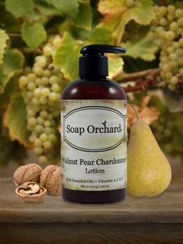 Walnut Pear Chardonnay Lotion