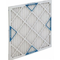 16x25x1 Pleated MERV 8 Air Filter