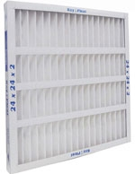 20X20X2 Pleated MERV 8 Air Filter