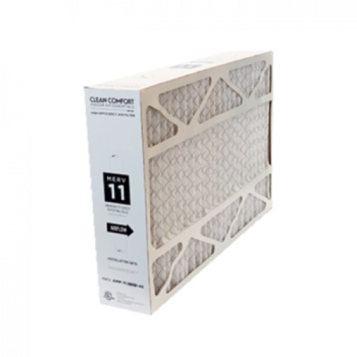 Tier1 20x25x5 Merv 11 Replacement for Goodman G5-2025-11 AC Furnace Air Filter 2 Pack