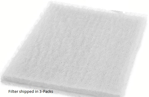 Dynamic Electrostatic Replacement Furnace Air Filters