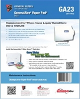 GENERALAire GA23 Replacement Vapor Pad for 950, 1099LHS
