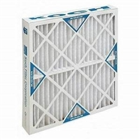 HVAC MERV 8 Pleated  Air Filter - 4 inch