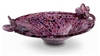 Julia Knight Argento Flowered Oval Bowl