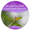 Ancient Sunrise Henna for Hair Cool Dark Brunette Kit (Sample)
