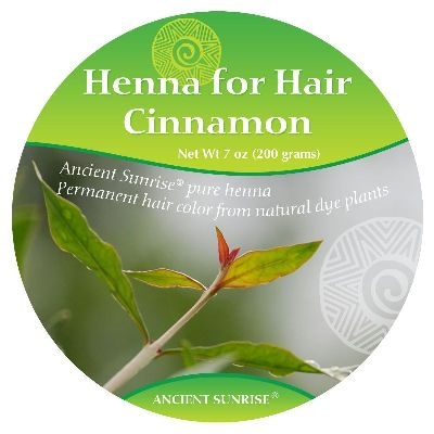 Ancient Sunrise Henna for  Cinnamon Hair (Sample)