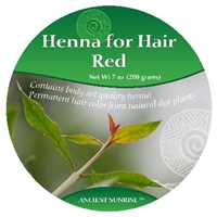 Sample Henna For Hair Red Kit