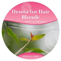 Sample Henna for Blonde Kit - Cassia obovata