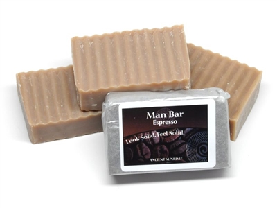 Ancient Sunrise Espresso Man Bar Soap