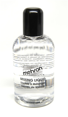 Mehron Mixing Liquid (4.5 ounce bottle)