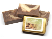 Ancient Sunrise Henna Cardamom and Vetiver Soap (4 oz.)