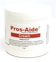 Pros-Aide Cream Adhesive (6 oz jar)