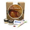 Becoming Moonlight Gold Body Gilding Kit