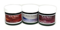 Ancient Sunrise Body Butters (35 g jar)