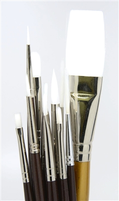 Brushes for Body Arts
