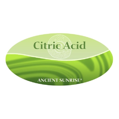 Ancient Sunrise Citric Acid