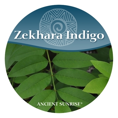 Ancient Sunrise Zekhara Indigo