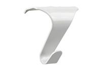 STAS Moulding Hook - White