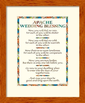 wedding blessing