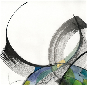 calligraphic abstractions