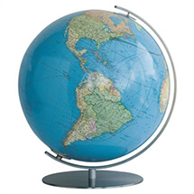 Lindau Duo Globe by Columbus