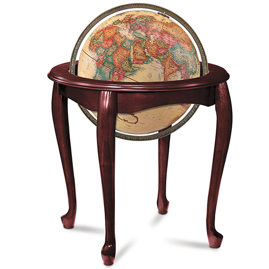 Queen Anne Globe By Replogle