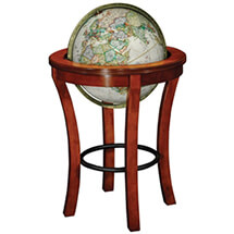 Garrison Globe By Replogle