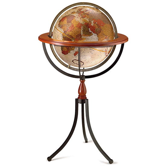 Santa Fe Globe By Replogle