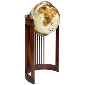 Barrel Globe By Replogle