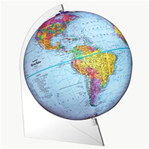 Panorama Desktop Globe Replogle 30572