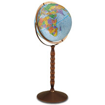 Treasury Globe By Replogle