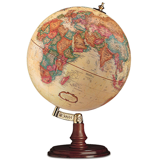 Cranbrook Globe By Replogle