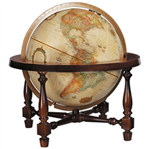 Colonial Globe By Replogle