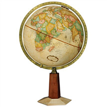 Leerdam Vase Globe By Replogle
