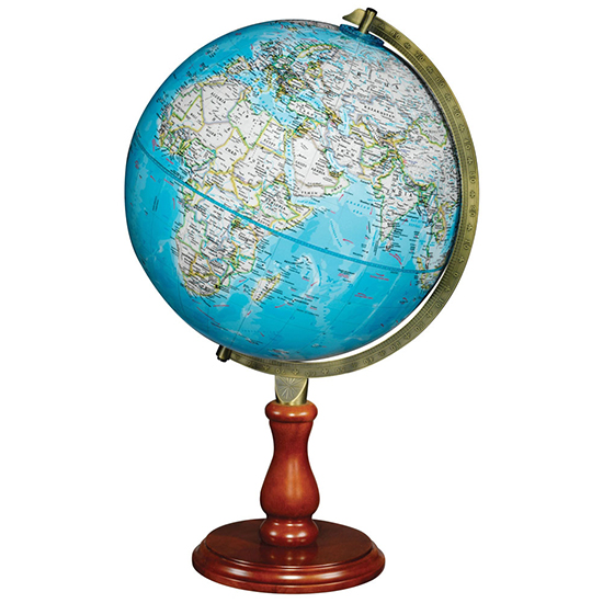Hudson Globe By National Geographic