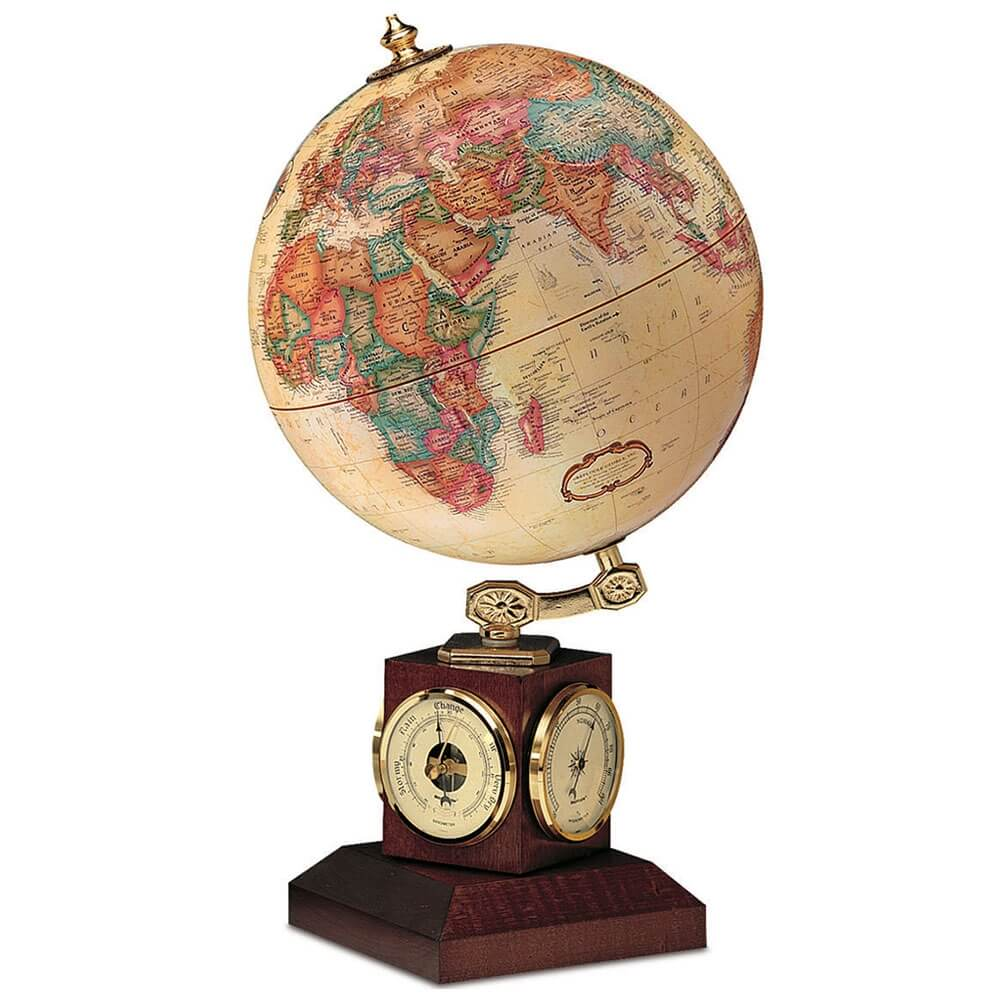 Weather watch globe shop at replogle globe store view larger photo gumiabroncs Image collections