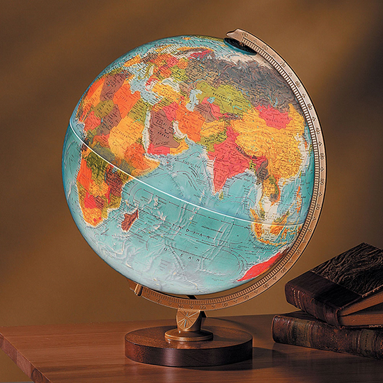 Livingston Globe By Replogle
