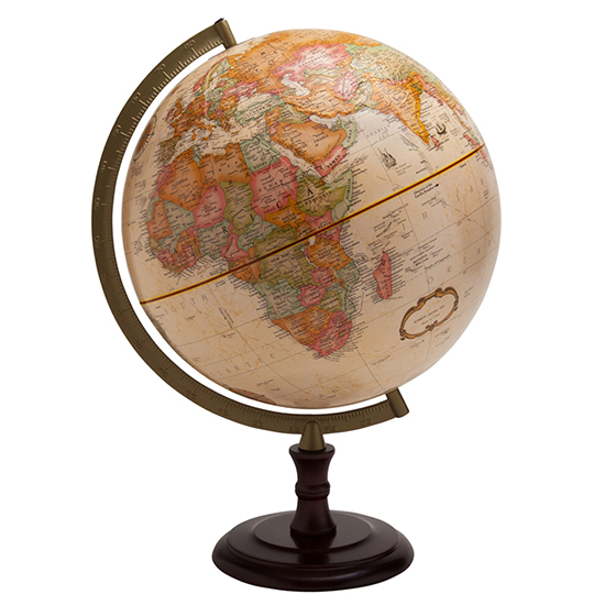 "Highspire Globe by Replogle Globes | 12"" Desktop Globe"