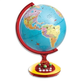 GeoSafari Interactive Globe Jr