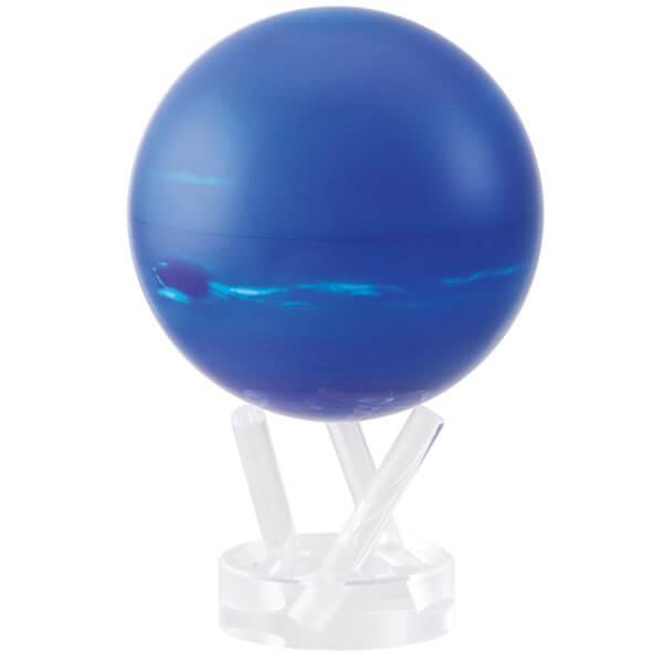 mova 4 5 inch neptune revolving globe
