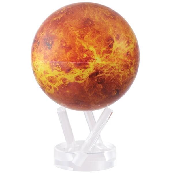 mova 6 inch venus revolving globe