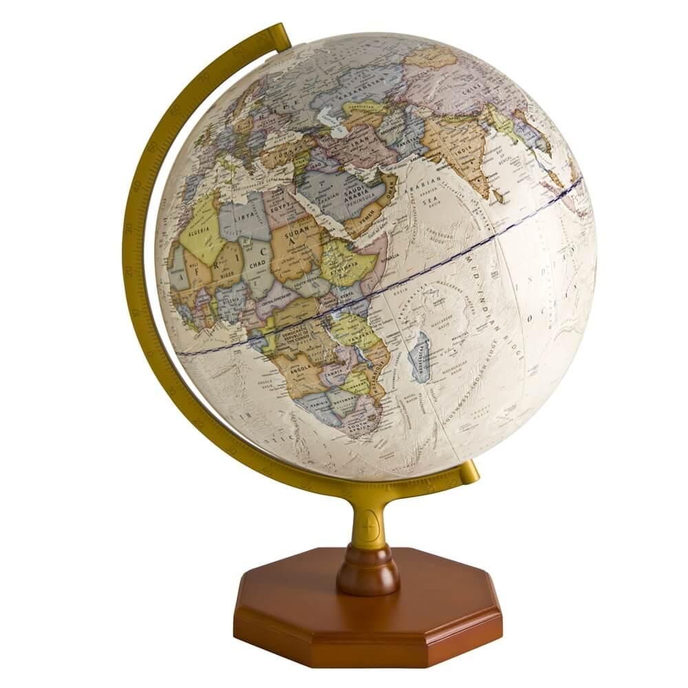 world globe on stand. View Larger Photo World Globe On Stand