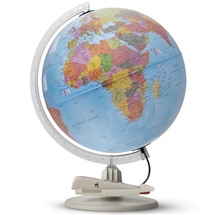 Parlamondo interactive Globe by Waypoint Geographic