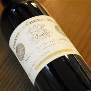 6115 CH.CHEVAL BLANC SAINT-EMILION 1936 750ml