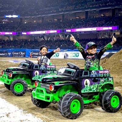 Monster Jam VIP Experiences at Levi's Stadium Santa Clara