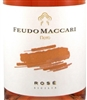 2016 FEUDO MACCARI ROSE 750ML