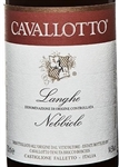 2015 CAVALLOTTO LANGHE BRICCO BOSCHIS 750ML